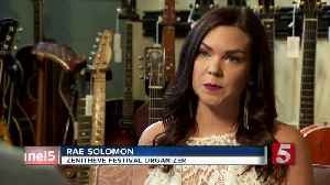 Country artist suing Live Nation for stealing festival plans [Video]