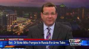 Mike Pompeo In Russia for Arms Talks [Video]