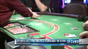 Sports betting on the way in Iowa [Video]