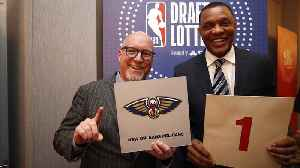 News video: NBA Draft Lottery Results 2019: Pelicans Earn No. 1 Pick