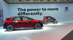 SEAT rolls out its electric offensive in Barcelona [Video]