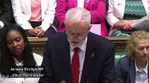 Corbyn: Is this government in the pockets of an elite few? [Video]