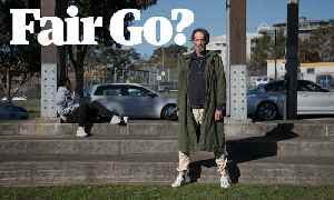 Fair go? Gavin Ritchie on living on 'next to nothing'  – video [Video]