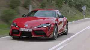 The new Toyota GR Supra Preview [Video]