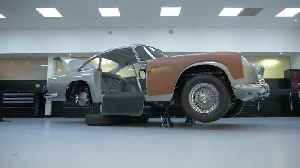Aston Martin Goldfinger DB5 Overview [Video]