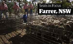 Farrer's fury: in rural NSW, voters' anger over water is at boiling point – video [Video]