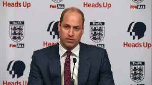 Duke of Cambridge launches new mental health campaign [Video]