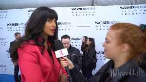 Jameela Jamil Warner Media Upfronts 2019 [Video]