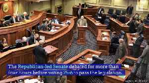 Alabama Senate Passes Most Restrictive Abortion Ban in U.S. [Video]