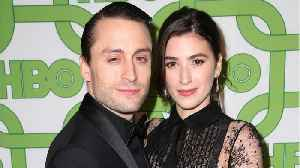 Kieran Culkin & Wife Jazz Charton Expecting First Child [Video]