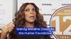Wendy Williams Gets Rid Of The Hunter Foundation [Video]