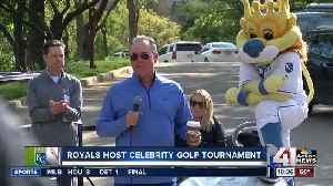 Royals host annual celebrity golf tourney [Video]