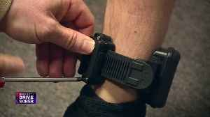 Project Drive Sober: Ankle device aims to keep OWI offenders sober [Video]