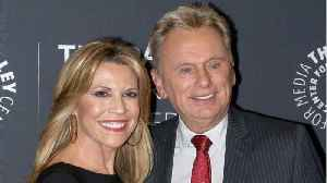Vanna White And Pat Sajak Have Only Argued Once In 36 Years [Video]