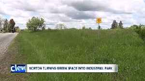 140 acres of green space to be used for light industry in Norton [Video]