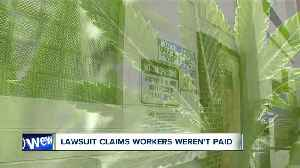 All work, no pay: Lawsuit filed against local hemp manufacturer after employees allegedly go unpaid [Video]