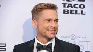 Rob Lowe Celebrates 29 Years Of Sobriety [Video]