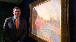 Monet painting sells for $110.7 million [Video]