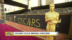 Oscars could remain hostess [Video]