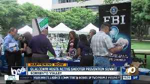 Summit looks to prepare San Diegans for active shooter situations [Video]