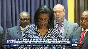 City announces new summer program for youth. [Video]
