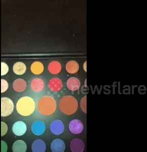 Infamous YouTuber's makeup palette gets Avengers-style makeover to replace James Charles image [Video]