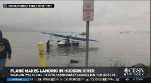 News video: Emergency Landing In The Hudson River