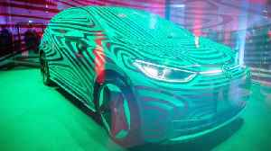 Volkswagen To Launch New Fully Electric Hatchback [Video]