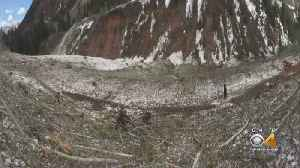 Avalanche Debris Causing Some Bumps In The Road For Popular Wedding Venue [Video]