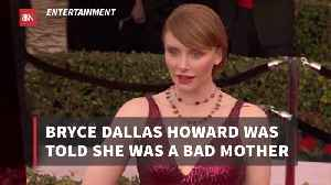 Bryce Dallas Howard Faced An Awful Insult [Video]