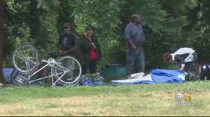 San Jose Police To Add Patrols Of Waterways Where Homeless Camps Are Nestled [Video]