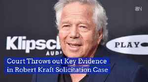 Robert Kraft Gets Lucky In Solicitation Case [Video]