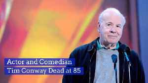 Tim Conway Has Passed Away [Video]