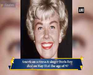 News video: Hollywood legend Doris Day will not have a funeral