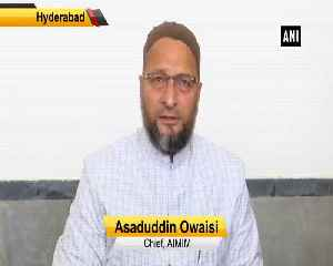 People who conspired and killed Mahatma Gandhi should be called terrorist Owaisi [Video]