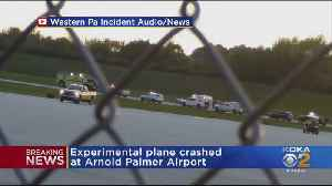 Small Plane Crashes In Westmoreland County [Video]