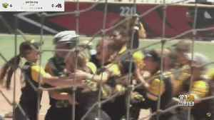 UMBC Looks To Knock Off No. 1 Seeded Oklahoma In NCAA Softball Tournament [Video]