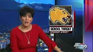 Marana student arrested for threat [Video]