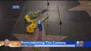 Hollywood Remembers Tim Conway [Video]