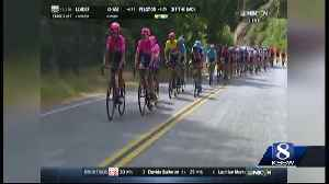 News video: Stage 4 of Amgen Tour of California may lead to some traffic delays for drivers