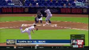 Charlie Morton, Avisail Garcia help lead Tampa Bay Rays to 4-0 win over Miami Marlins [Video]