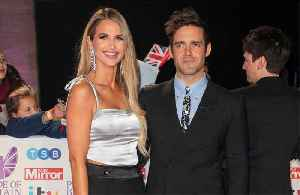 Spencer Matthews chooses James Middleton to be one of his son's godfathers [Video]
