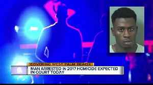 Greenacres man arrested in 2017 homicide [Video]