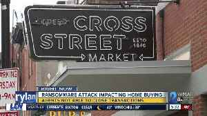 Malware attack holding home buying in Baltimore hostage [Video]