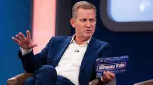 Jeremy Kyle show axed after guest's death [Video]