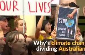 Australia's young voters urge more action on climate change [Video]
