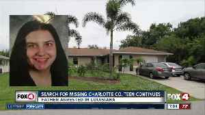 Missing Charlotte County teen spotted in Tampa with mother [Video]