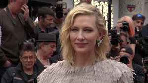Cate Blanchett to double up in hard-hitting TV Dramas [Video]