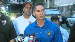Mother, 2 children killed in apartment fire | News Conference [Video]