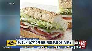 Publix will now deliver your favorite Pub sub to your door [Video]